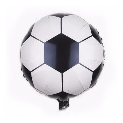 Balão Metalizado Bola de Futebol