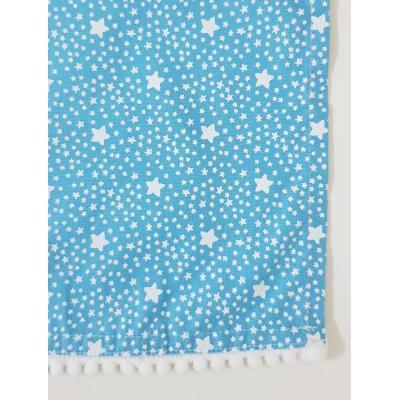 Toalha Estrelas Azuis